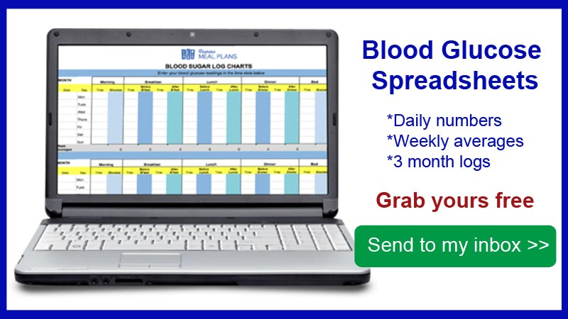 Free Blood Glucose Spreadsheets
