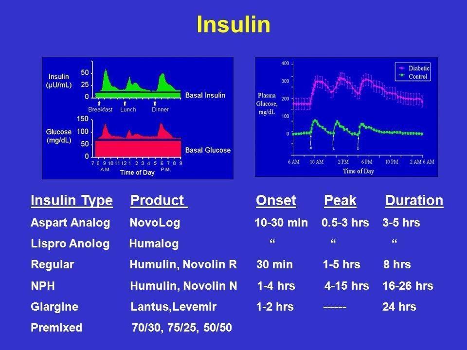 Difference Between Lantus And Novolog | DiabetesTalk.Net