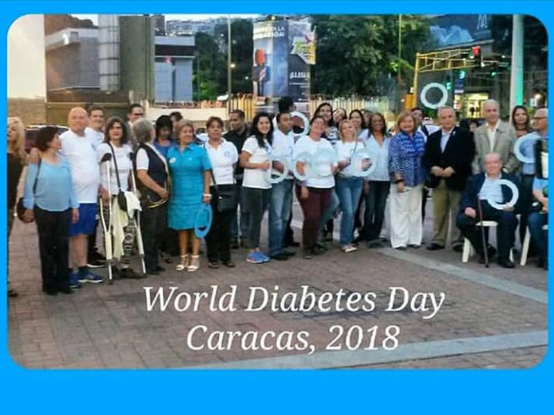 Awareness activity in Nicaragua