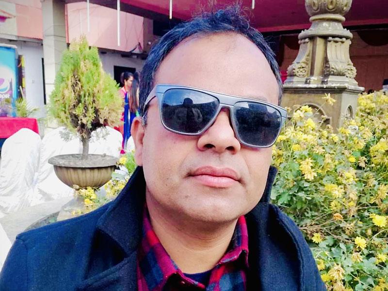 Krishna Gopal Adhikari