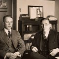 Charles Best and Frederick Banting