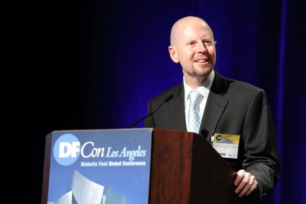 David G. Armstrong (co-Founder)