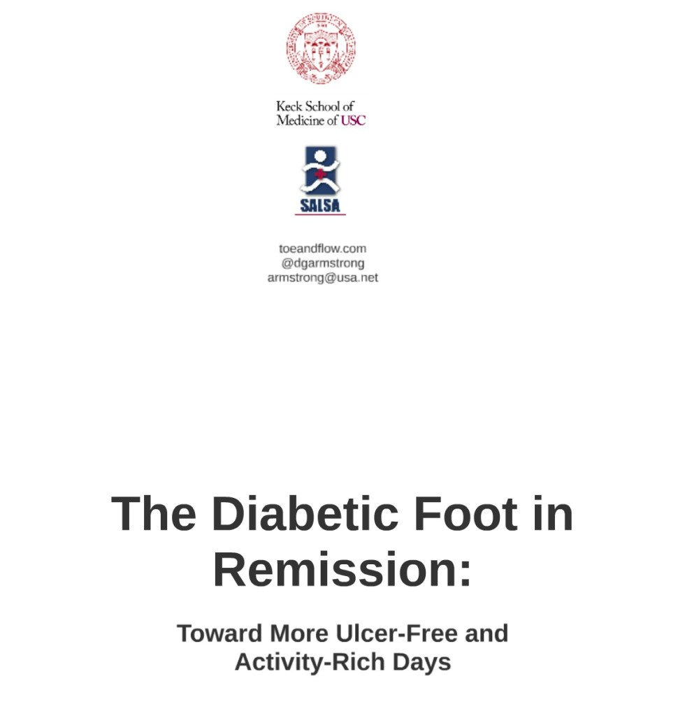 The Diabetic Foot in Remission