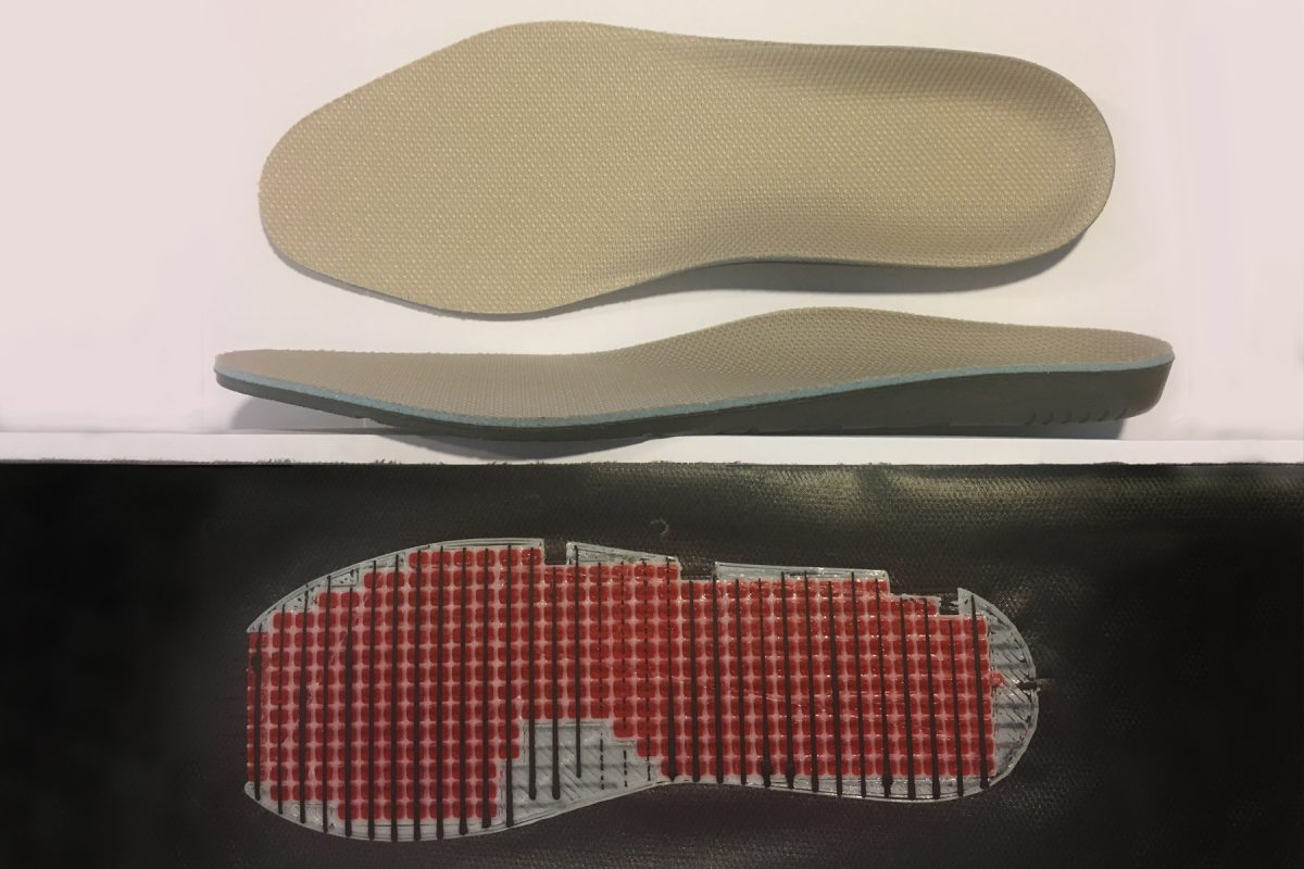 Doctors who focus on the foot and brain create a smart insole @USC @KeckMedUSC @APMA