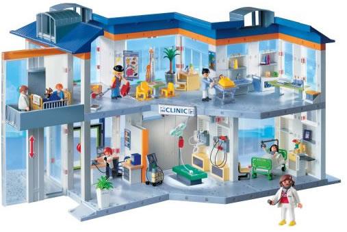 Playmobile Hospital