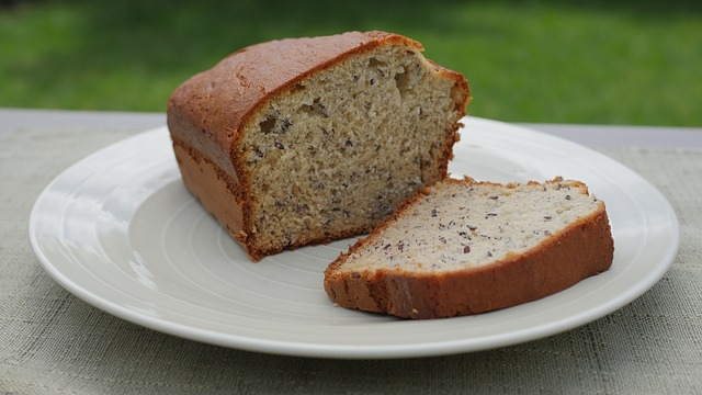 Banana Bread Recipe Photo - Diabetic Gourmet Magazine Recipes