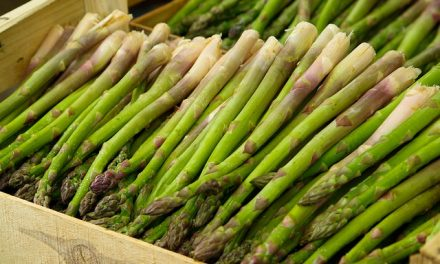 Lemon Asparagus and Carrots