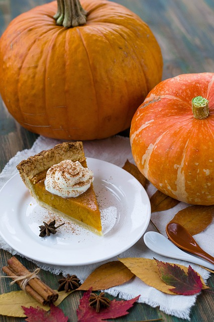 Spicy Pumpkin Pie Recipe Photo - Diabetic Gourmet Magazine Recipes