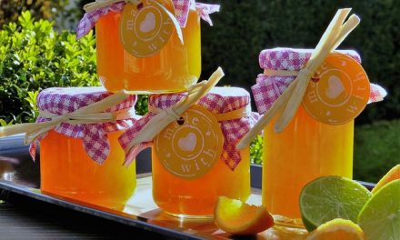Orange-Rosemary Jelly