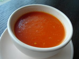 Old Fashioned Tomato Soup Recipe - Comfort Food Soup Recipe
