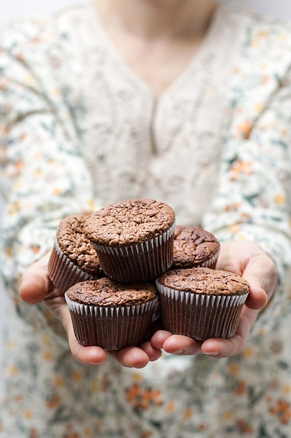 Chocolate Cupcakes Recipe Photo - Diabetic Gourmet Magazine Recipes