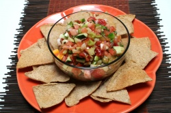 Get Creative With Gazpacho Dip