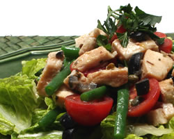 A Healthier Spin on Chicken Salad