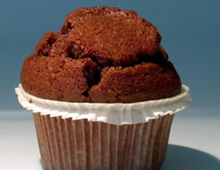 Gluten Free Pumpkin Muffins with Buckwheat