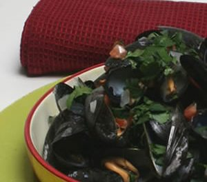 Bring Goodness Home with Mussels