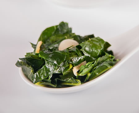 Broccoli Leaves Take On Kale for the Leafy Green Spotlight