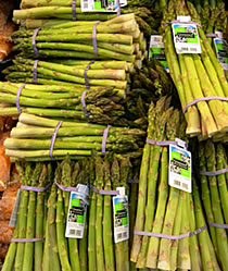 Asparagus Remains a Sign of Spring