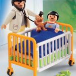 Playmobil Hospital and Health-Related Toys