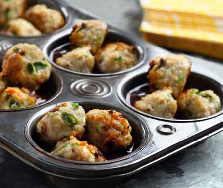 20 Delicious, Diabetic-Friendly Party Appetizers