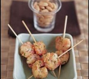 Almond Crusted Shrimp