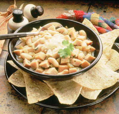 Baja Turkey Chili Recipe Photo - Diabetic Gourmet Magazine Recipes