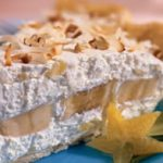 Banana Pineapple Tropical Pie