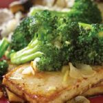 Broccoli With Asian Tofu