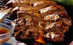 Carolina Country Style Ribs Recipe Photo - Diabetic Gourmet Magazine Recipes