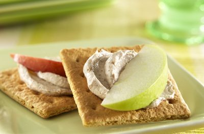 Cinnamon Apple Crackers