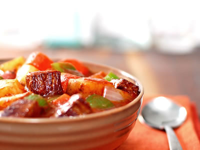 Classic Beef Stew Recipe Photo - Diabetic Gourmet Magazine Recipes