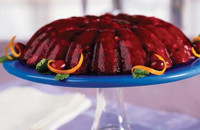 Cranberry Salad Recipe Photo - Diabetic Gourmet Magazine Recipes