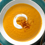 Creamy Pumpkin Apple Bisque