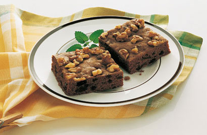 Date-Nut Bars Recipe Photo - Diabetic Gourmet Magazine Recipes