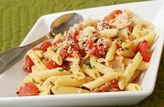 Easy Pantry Tuna Penne Recipe Photo - Diabetic Gourmet Magazine Recipes