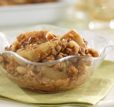Granny Smith's Apple Crisp
