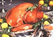 Herb-Roasted Turkey with Citrus Glaze