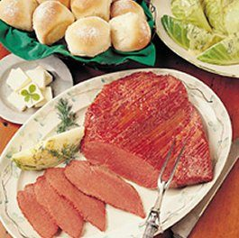 Homestyle Corned Beef with Dilled Cabbage
