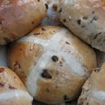 Hot Cross Buns – Reduced Carb