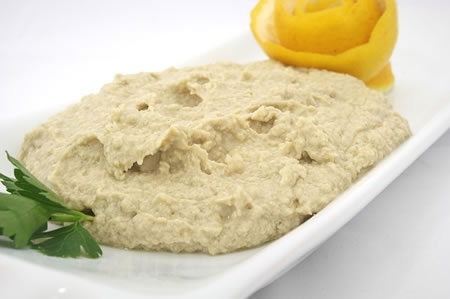Hummus Recipe Photo - Diabetic Gourmet Magazine Recipes