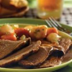 Irish Beef Pot Roast with Vegetables