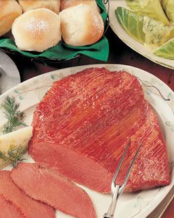 Irish Corned Beef Brisket Recipe Photo - Diabetic Gourmet Magazine Recipes