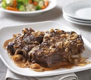 Italian Braised Beef Roast