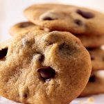 Lower-Carb Chocolate Chip Cookies