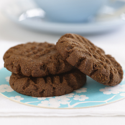 Molasses Cookies Recipe Photo - Diabetic Gourmet Magazine Recipes