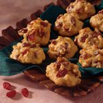 Orange Cranberry Cookies recipe photo from the Diabetic Gourmet Magazine diabetic recipes archive.