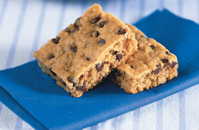 Peanut Butter Chocolate Bars Recipe Photo - Diabetic Gourmet Magazine Recipes