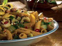 Penne all'Oriental Recipe Photo - Diabetic Gourmet Magazine Recipes
