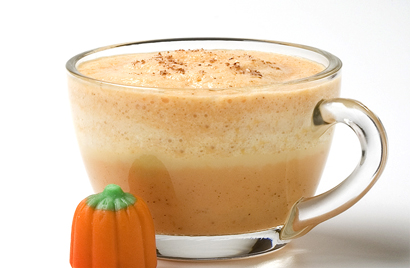 Pumpkin Egg Nog