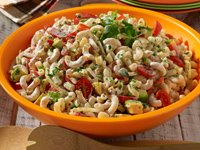 Southwest Pasta Salad Recipe Photo - Diabetic Gourmet Magazine Recipes