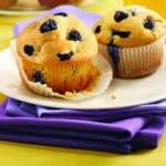 Sugar Free Blueberry Muffins recipe photo from the Diabetic Gourmet Magazine diabetic recipes archive.